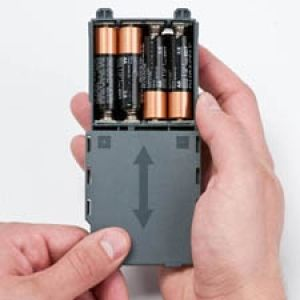 BMP50 Series Spare Battery Tray for 8 AA batteries