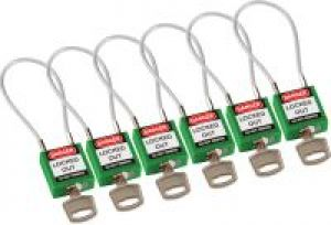 Safety Padlocks - Compact Cable