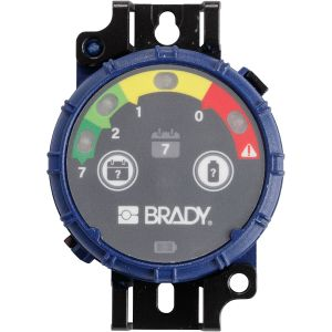 Brady Inspection Timer - 7 days