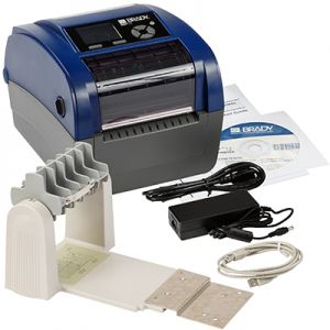 BBP12 Label printer 300 dpi - UK with Unwinder and Brady Workstation PWID Suite