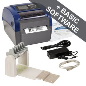 BBP12 Label printer 300 dpi - UK with Cutter and Unwinder
