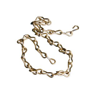 Attachment chain for valve tags