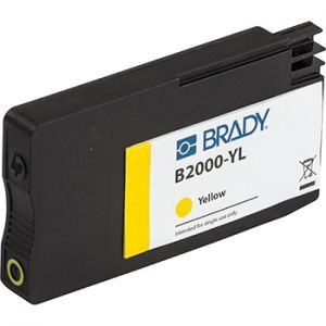Yellow pigment based ink cartridge for J5000 Printer