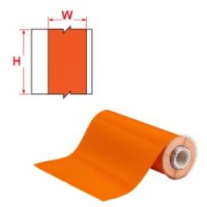 BBP85 Tape - Vinyl 178 mm Orange