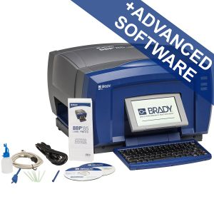 BBP85 Sign & Label Printer - QWERTY UK with Brady Workstation SFID Suite
