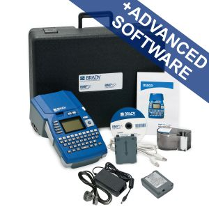 BMP51 Label Printer - UK with Brady Workstation PWID Suite