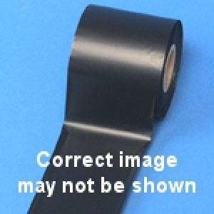 Black 6200 Series Thermal Transfer Printer Ribbon