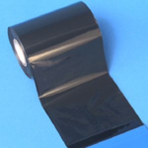 Black 6300 Series Thermal Transfer Printer Ribbon