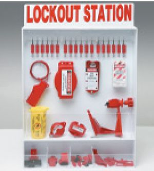 Adjustable Lockout Stations - Extra-large Lockout Station