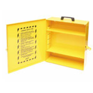 Industrial Strength Lockout Station - Additional Shelf