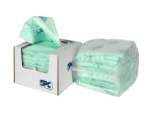 PAD, Medium weight, bonded 30 cm x 30 cm, 50 pads/Bag, 4 Bags/disp.box