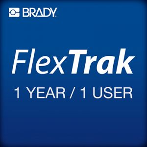 FlexTrak 1 year subscription 1 user