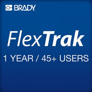 FlexTrak 1 year subscription 45+ users