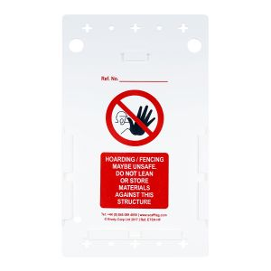 Hoarding-tag/Fencing-tag Holders