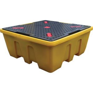 IBC Stackable Spill Pallet - Single