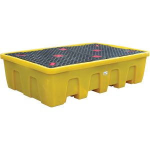 IBC Stackable Spill Pallet - Twin