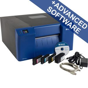 BradyJet J5000 Colour Label Printer - UK with Brady Workstation SFID Suite