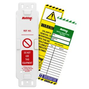 Weekly Inspection-tag Kit