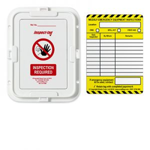 Weekly Emergency Inspection Kit