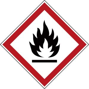GHS Symbol - Flammable