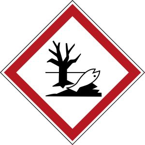 GHS Symbol - GHS09 - Hazardous to Aquatic Environment