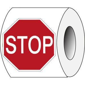 Traffic Sign on Roll - PIC 230