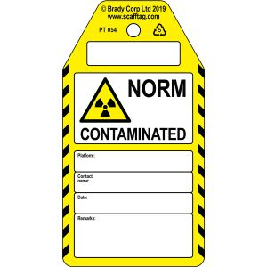 Norm Contaminated tag