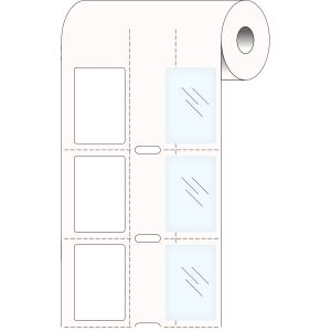 Print And Protect Thermal Transfer Printable Labels