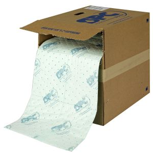 ROLL, Medium weight, double perforated & bonded 38 cm x 23 m