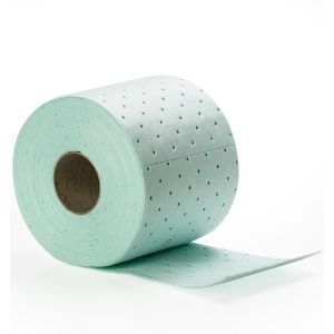 ROLL, Medium weight, double perforated & bonded 19 cm x 15 m, 60 pads per roll